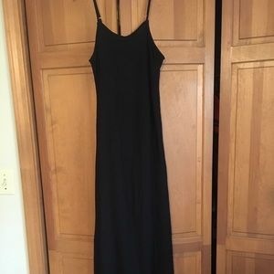 Mossimo Maxi Dress and Black Tank and Co
